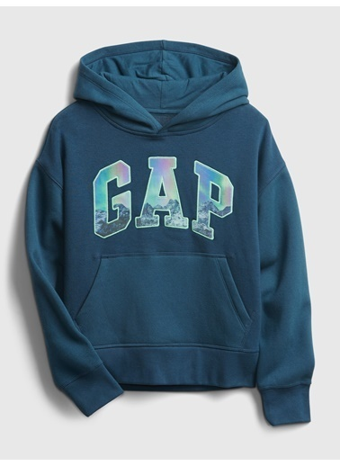Gap Sweatshirt Mavi